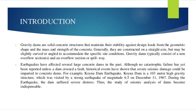 an analysis of the dam 1 an economic analysis of the urannah dam project prepared for on behalf of the mackay conservation group thomas williams be/bbsmn (hons), mieaust, cpeng, maipm.