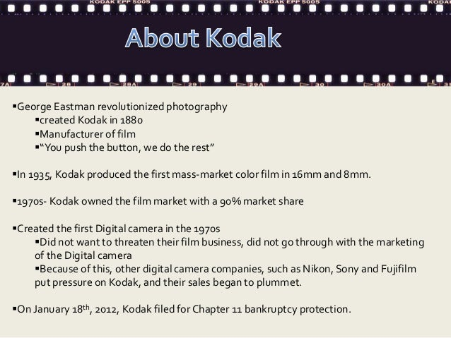 eastman kodak meeting the digital challenges Of the roughly 200 buildings that once stood on the 1,300-acre campus of eastman kodak's business park in rochester, 80 have been demolished and 59 others sold off  using kodak's digital .