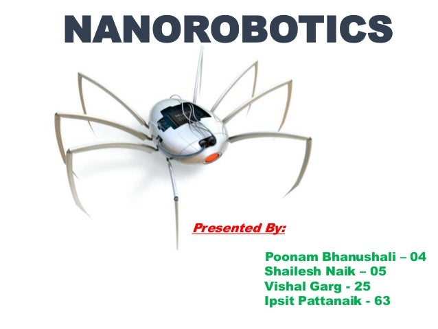 Nanobots Could be the Future of the Medical Industry