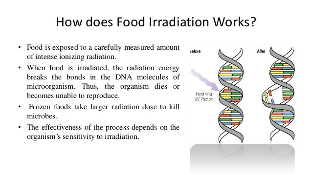 cons of food irradiation