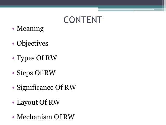 short business report sample pdf
