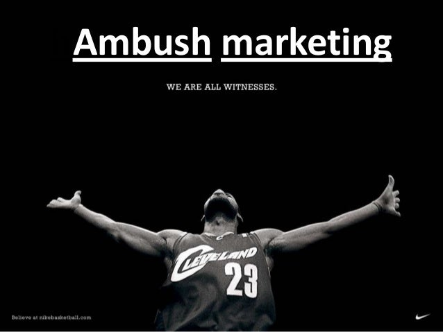 hAmbush marketing
