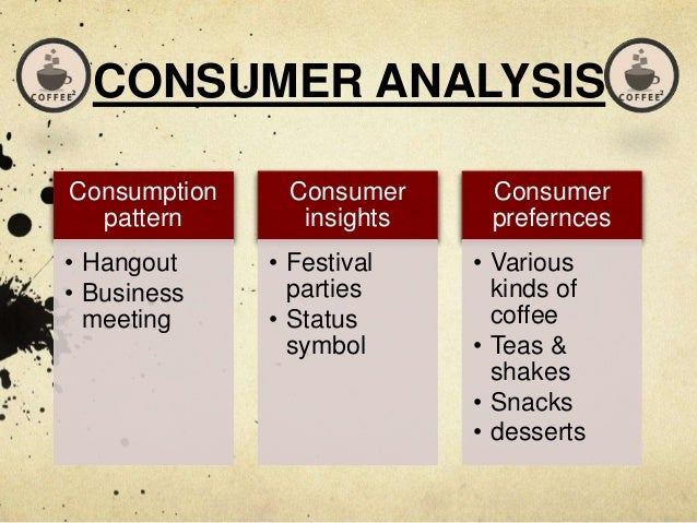 political analysis of a coffee shop Coffee shop industry - a strategic analysis price varies along with the economical and political situation of the the coffee shop industry is increasingly.