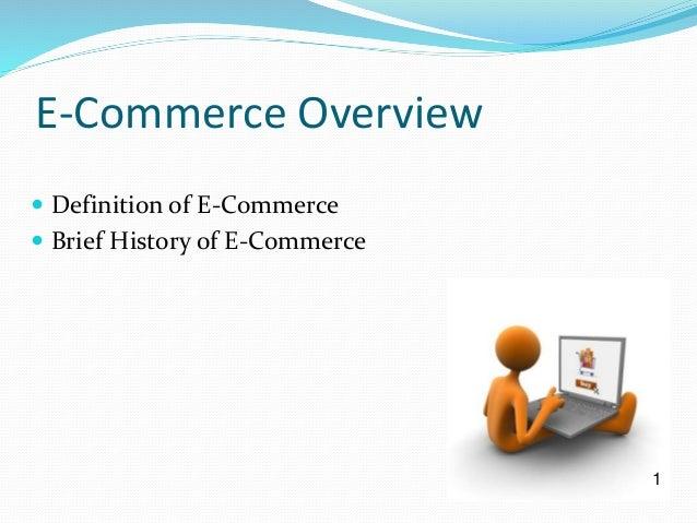 E-Commerce PPT Slide 3