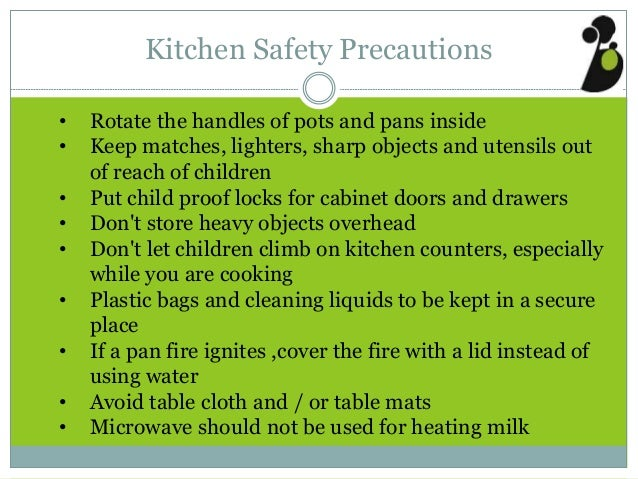 Safety Precautions To Be Taken While Cooking
