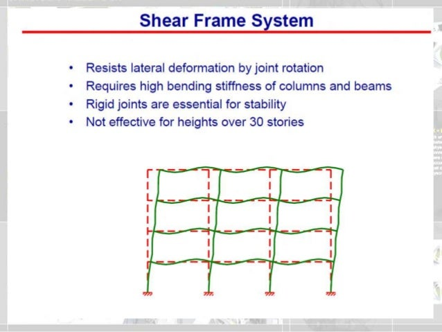 High-rise structural systems