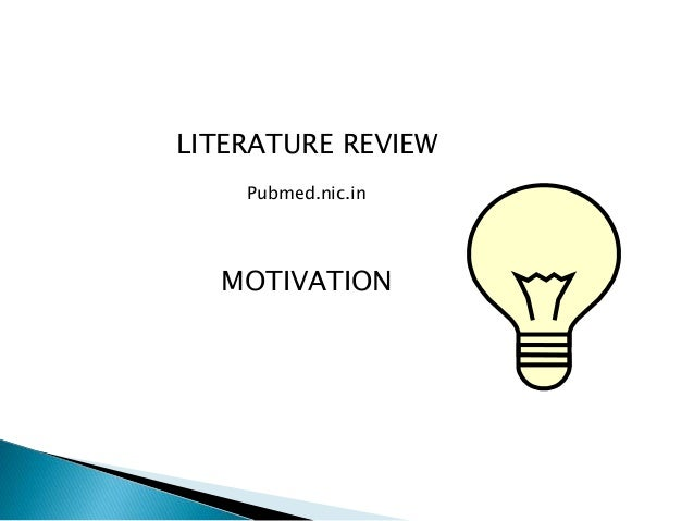 literature review of theories of motivation in employees employee motivation literature review essay sample in any discipline, the importance of getting people to do what you want is a key leadership skill this is especially so in my discipline, education.