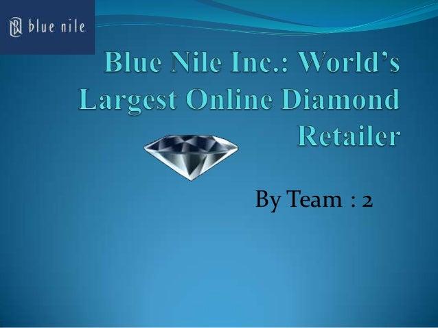 blue nile case stydu Blue nile case study solution, analysis & case study help.