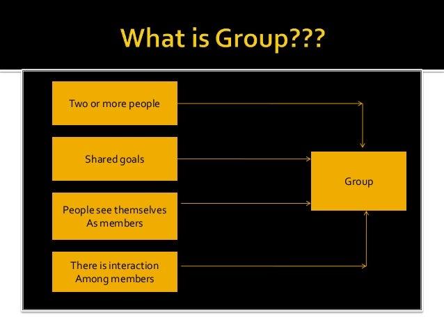 Managing Groups and Teams/Group Dynamics