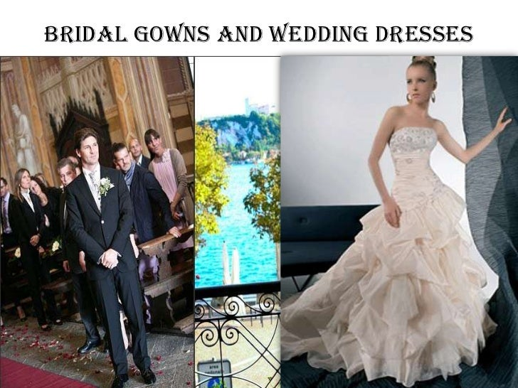 Bridal Gowns And Wedding Dresses
