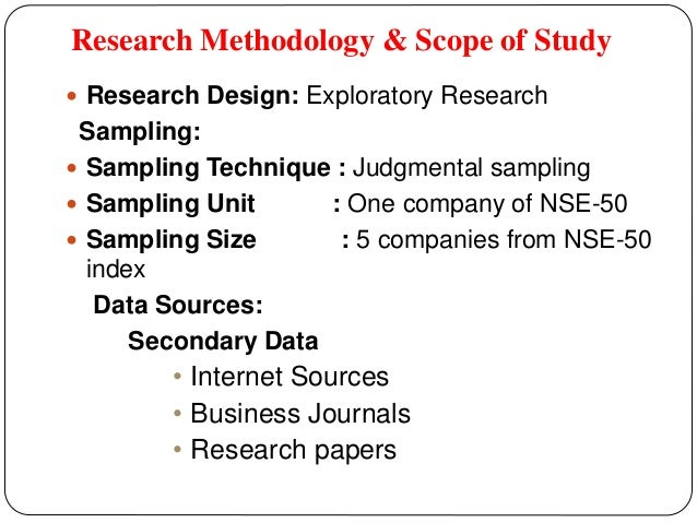 Research papers on market capitalization