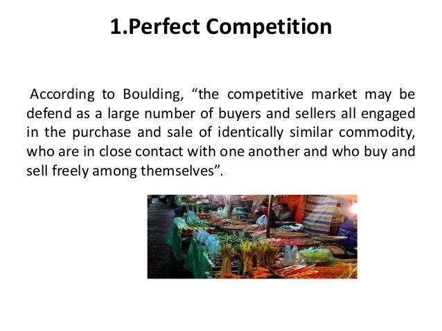 imperfect market definition