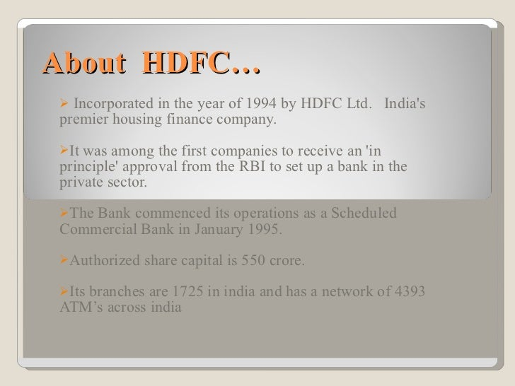 general comparison between hdfc bank and This is financial comparison between hdfc & icici by their latest financial statements, their evolution with pros and cons, this also including their marketing.