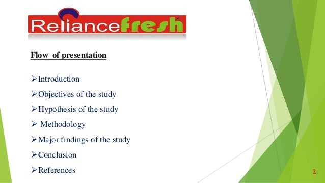 objectives of reliance fresh Sample graduate application determining whether more detail or a fresh approach was needed to improve the effectiveness of broad career objectives like.