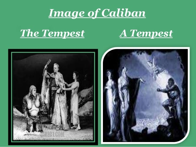 prospero and caliban relationship essay