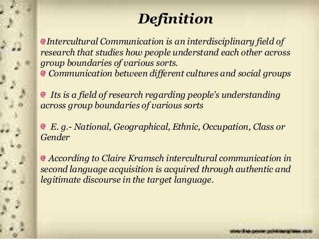 intercultural communications 2 essay International and intercultural communication after reviewing section 24 of the text titled international and intercultural interpersonal communication, visit the.