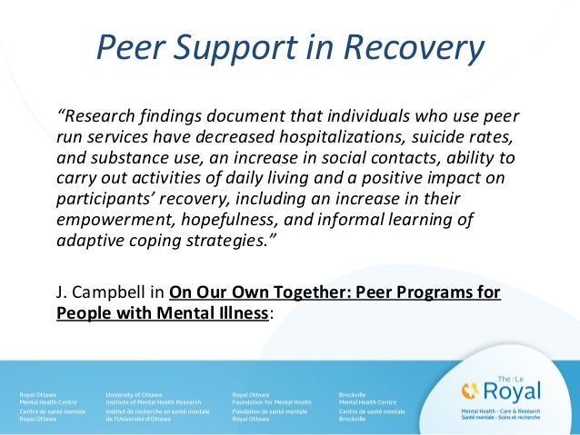 An individual is ready to participate in the program when….. They are able and desire to … • Engage in the recovery proces...