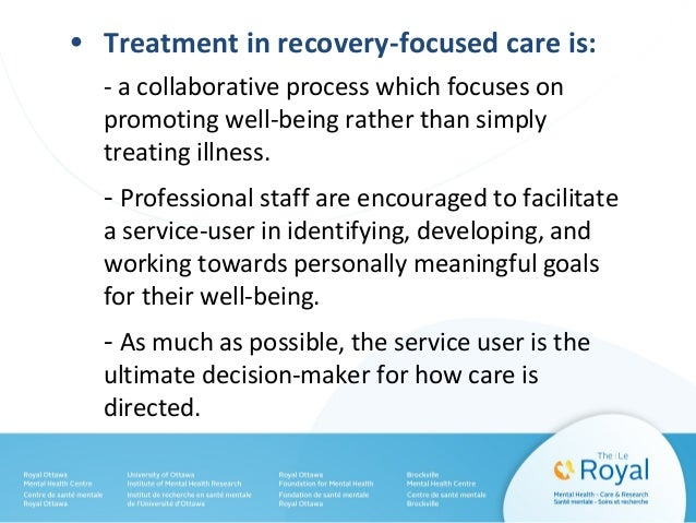 Resources Allott, P., Loganathan, L. and Fulford, K.W.M. (2002). Discovering hope for recovery: a review of a selection of...