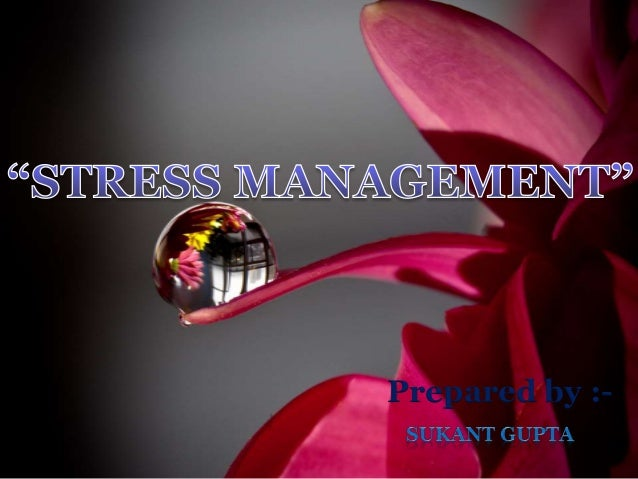 the causes of stress and how to manage it Identifying potential triggers and causes of stress introducing techniques to manage our stress  stress management this free course is aimed at people who.