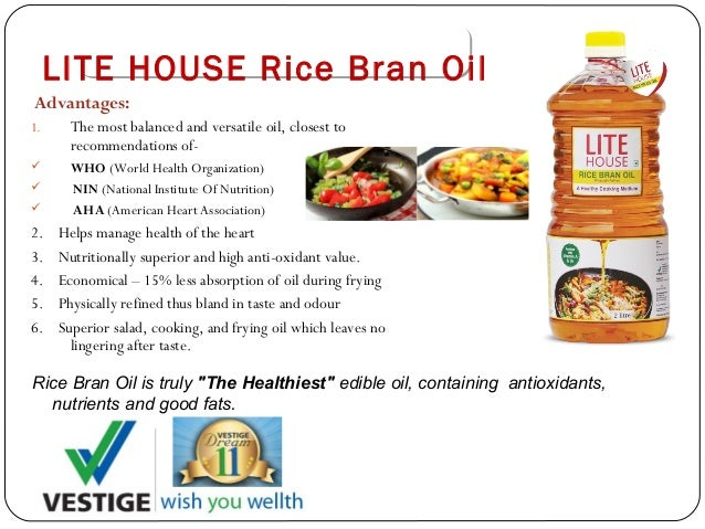 small cooking oil manufacturing business