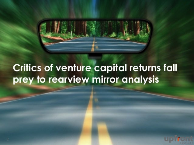 Why It's Morning in Venture Capital Slide 2