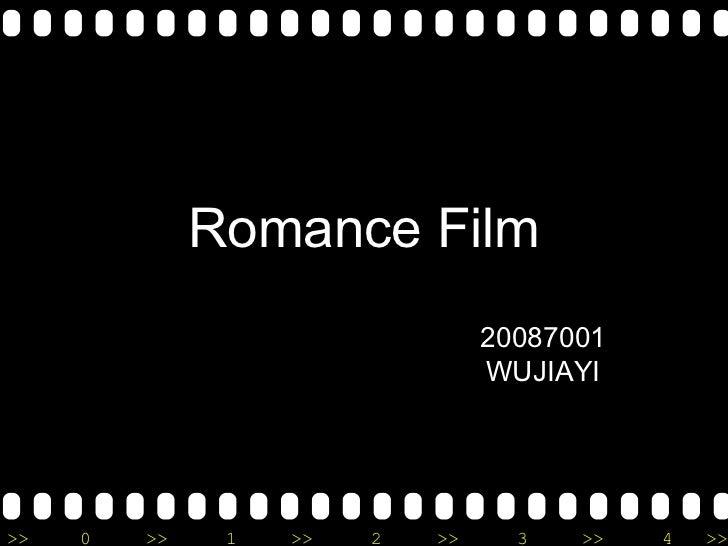 Romance Film 20087001 WUJIAYI