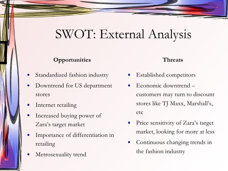 sasa swot analysis Swot analysisswot analysis is an important planning tool that helps a person or an institution identify, in a systematic and organized way, its internal strengths/weakness.
