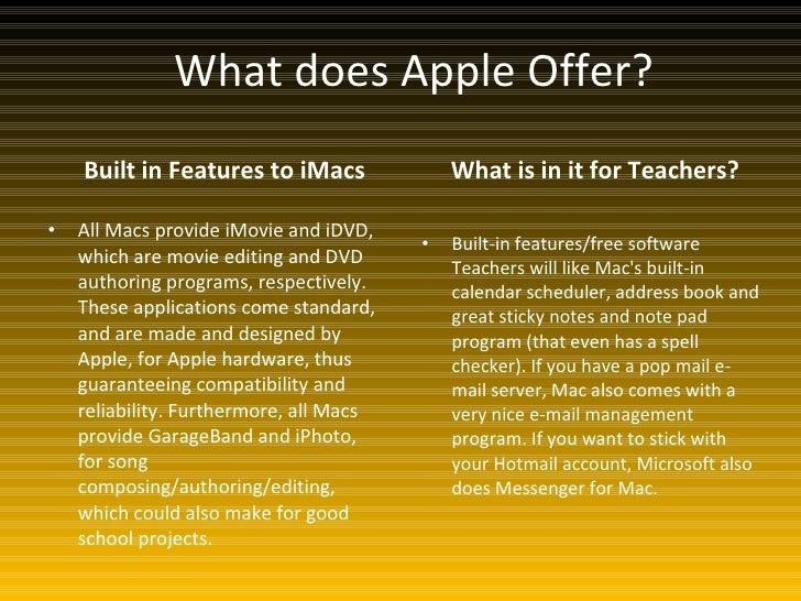 Mac vs  Windows for Art Educators