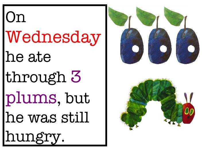 graphic about The Very Hungry Caterpillar Story Printable called The Fairly Hungry Caterpillar