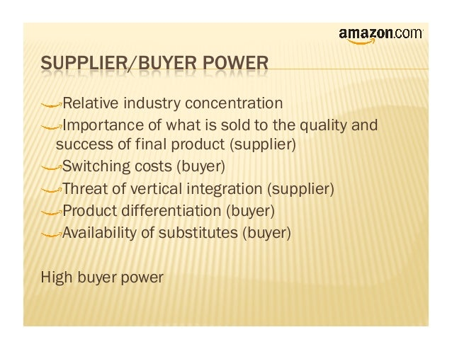 amazon generic strategy Competitive strategy: fba items qualify for free shipping and amazon prime his three generic strategies—lowest cost.