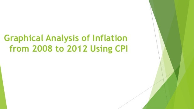 an analysis of the impact of inflation Economics the analysis of the impact of unemployment and inflation on balance of payment in nigeria (1980-2010.