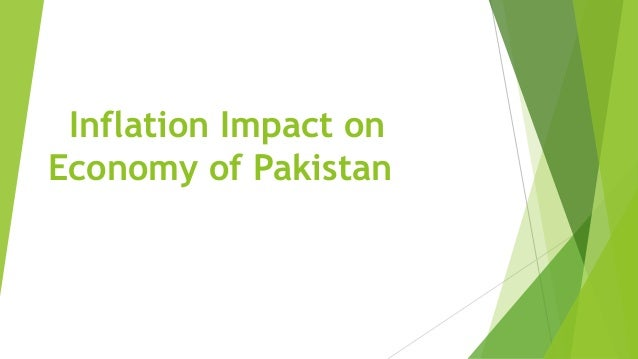 the impact of inflation on economy Inflation and deflation inflation and deflation arise from changes in either the demand side or supply side of the macro-economy demand pull inflation.