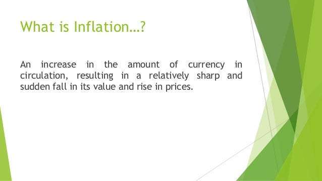 inflation and its effect on pakistan In this study, we investigate the nature and causes of inflation in pakistan   despite the fact that measuring social and economic impacts of inflation has  been a.