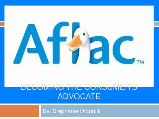 BECOMING THE CONSUMER'S ADVOCATE By: Stephanie Dippoliti