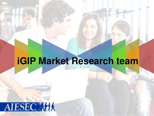 iGIP Market Research team