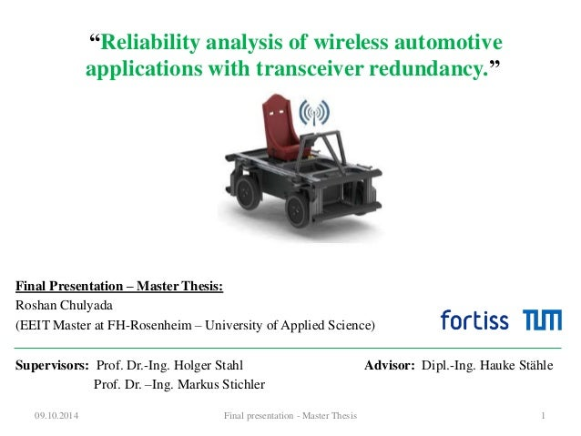 phd thesis on reliability analysis Thesis submitted to the faculty of graduate and postdoctoral studies in partial fulfillment of the requirements for the phd degree in civil engineering reliability analysis of rc beams with corroding flexural reinforcement the work on practical aspects of reliability analysis and response surface methodologies has.