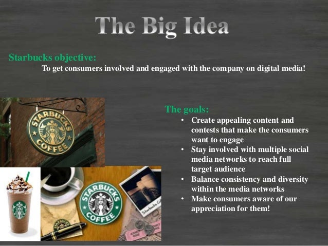 starbucks strategic plan and objectives Company forecasts continued strong growth and plans to launch  will detail  starbucks five-year strategic growth plan today at its biennial.