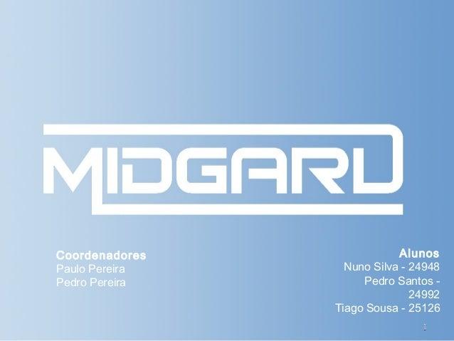 midgard u0026 39 s final presentation