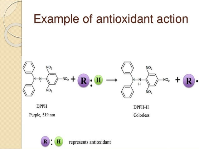 Defence Mechanism Of Antioxidant In Human Body