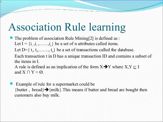 associative learning There are two types of learning: associative learning and non-associative learning associative learning is when you learn something new about a new kind of stimulus (that is, an extra stimulus.