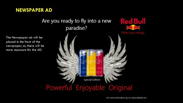 red bull integrated marketing campaign Case study: coca cola integrated marketing communications  web based and social media marketing campaigns constitute industry benchmarks  right down to the bright red and white lettering of.