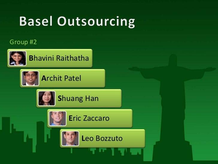 Group #2     Bhavini Raithatha           Archit Patel               Shuang Han                   Eric Zaccaro             ...