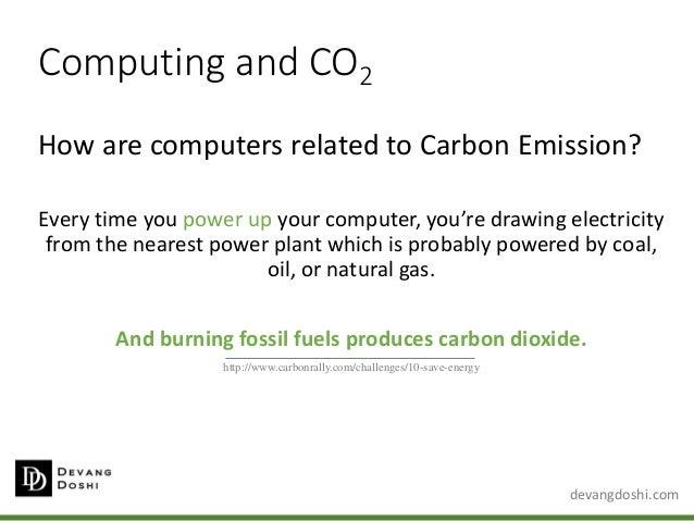 Green Computing Statistics