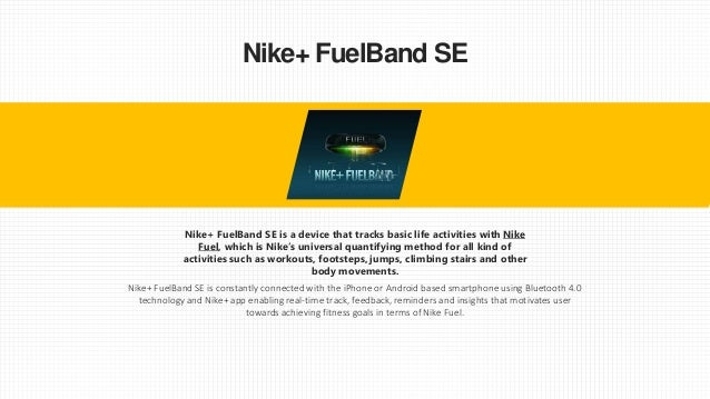 product review for nike fuel band essay Nike's improved fuelband se tracks your daily exercise the company's latest move in that direction is the new nike+ fuelband se fun product reviews.