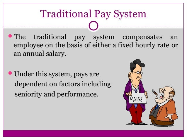 The Advantages of Merit Pay