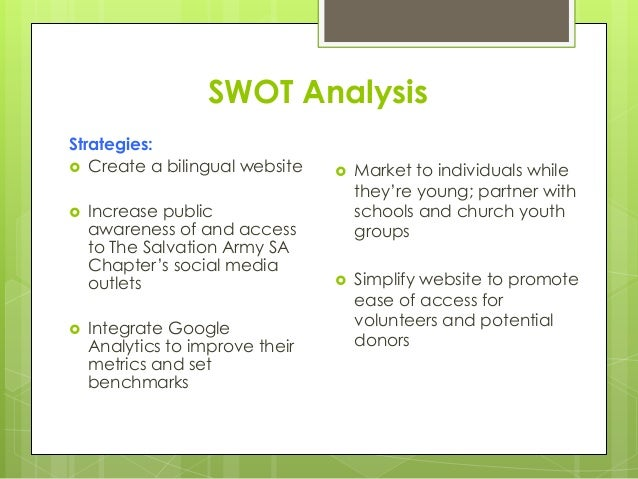 us military swot analysis Strengths, weaknesses, opportunities and threats (swot) at scales  generate a  geographical prognosis at multiple scales for a region enables us to set the  context for  the swot analysis allows in-depth analysis of multiple factors and  facilitates  energy, economy, military and environmental studies.