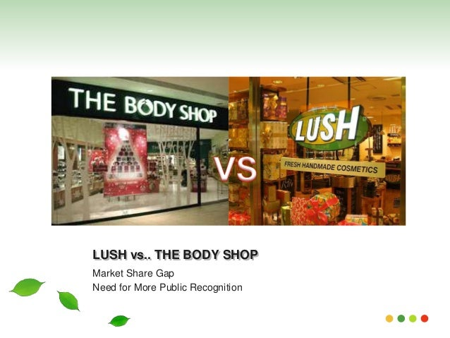 marketing objectives of the body shop An effective marketing strategy must have clear objectives for success although a company's marketing plan is always subject to change because of shifting.