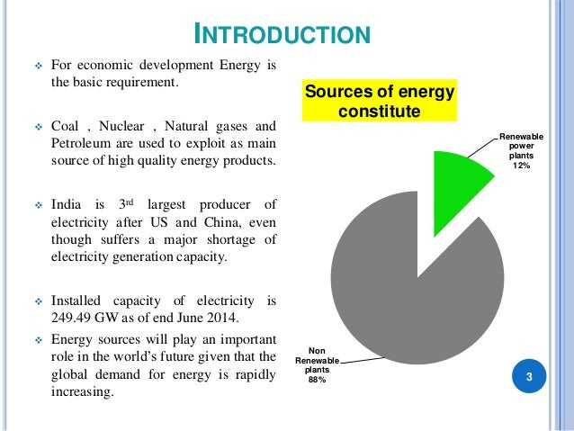 Electricity Plants In India