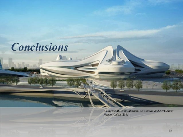 Zaha Hadids Architecture Of Form