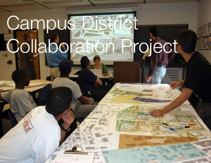 Campus District Collaboration Project